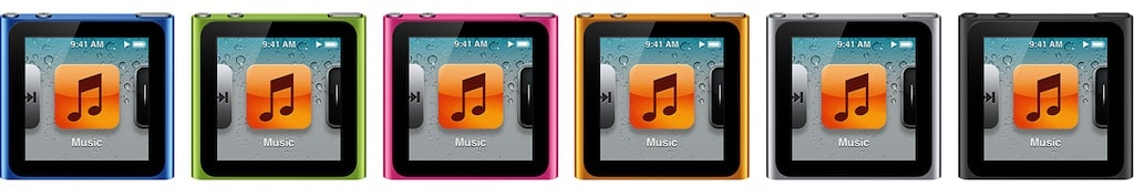 iPod Nano 6. Generation