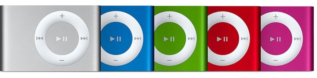 iPod Shuffle 2. Generation
