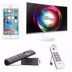 Gratis Fire TV Stick, gebogene Monitore und neue alte Smartphones – die heutigen Amazon Deals
