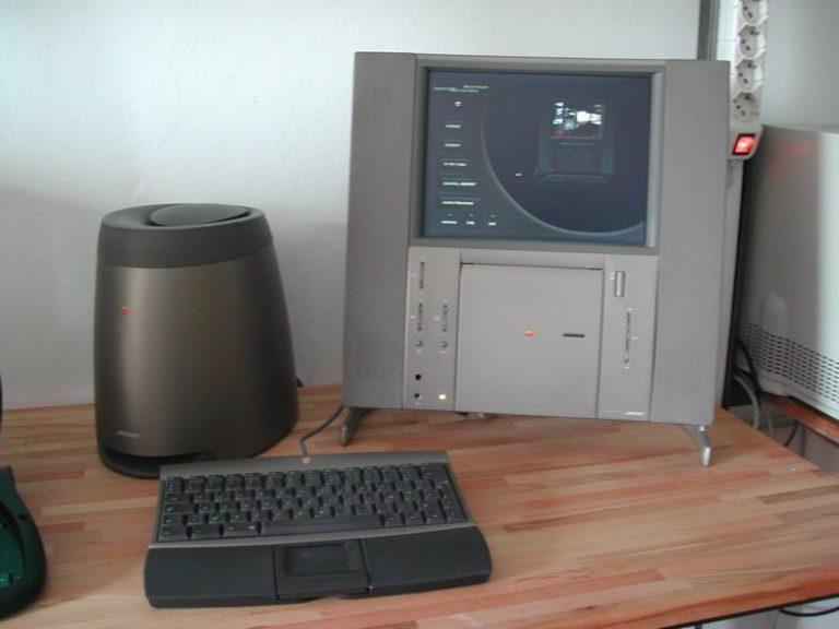 Der Apple Twentieth Anniversary Macintosh – erfolglos