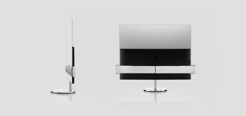 Bang and Olufsen BeoVision Eclipse TV Rueckseite