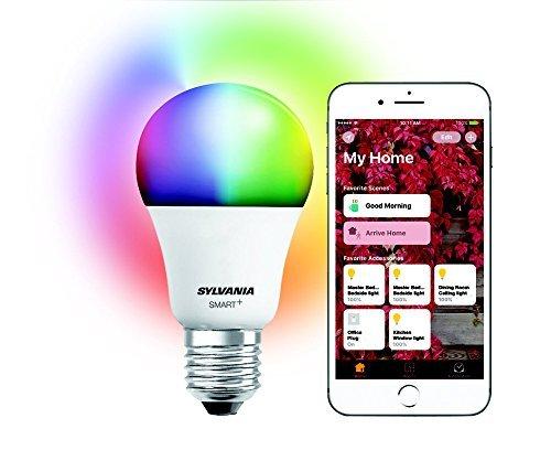 Sylvania Smart+ A19 – buntes Licht für wenig Geld, ohne Hub und mit HomeKit Unterstützung