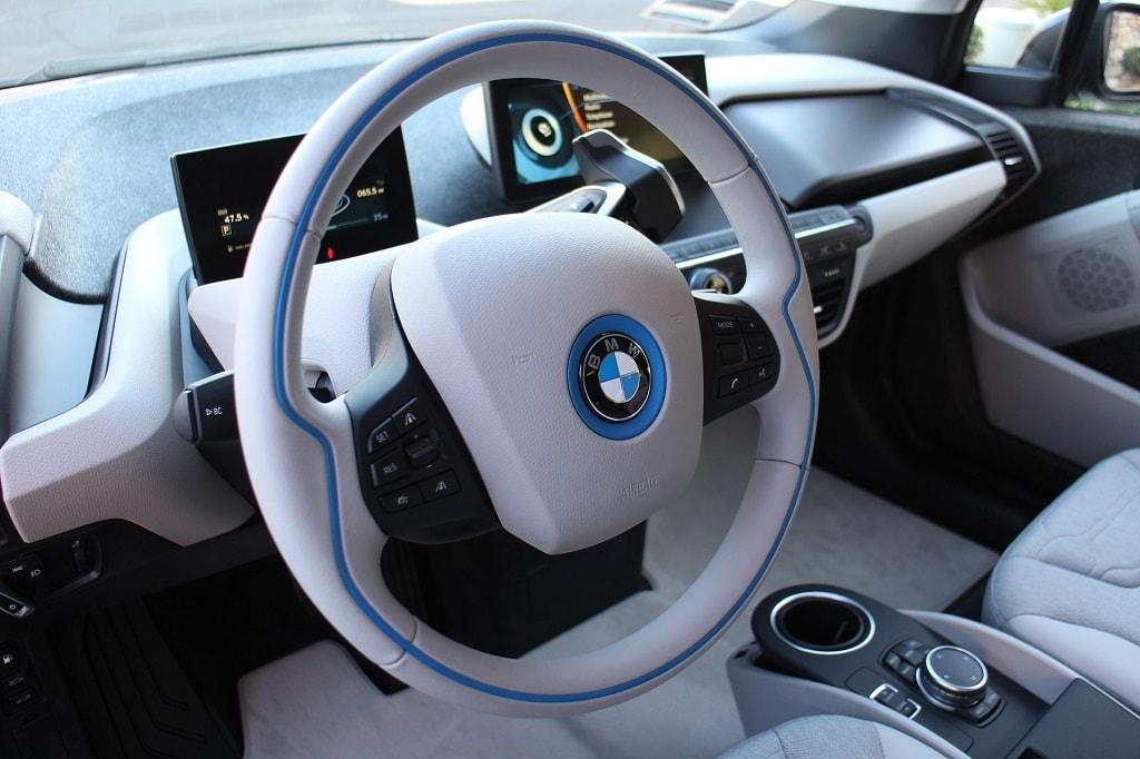 BMW i3 Innenraum CC0