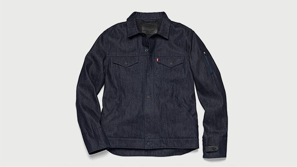 Levis Commuter Trucker Jacket