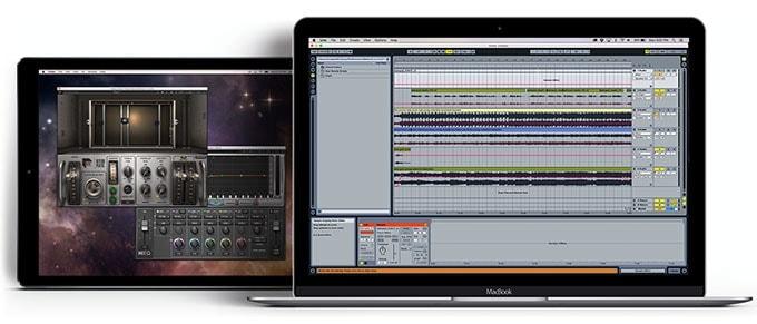 Luna Display Musikproduktion