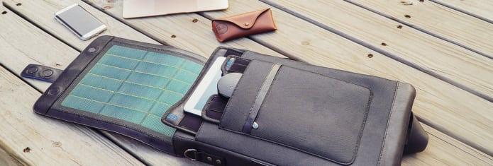 Moovy Bag – ein Rucksack für jedes Device
