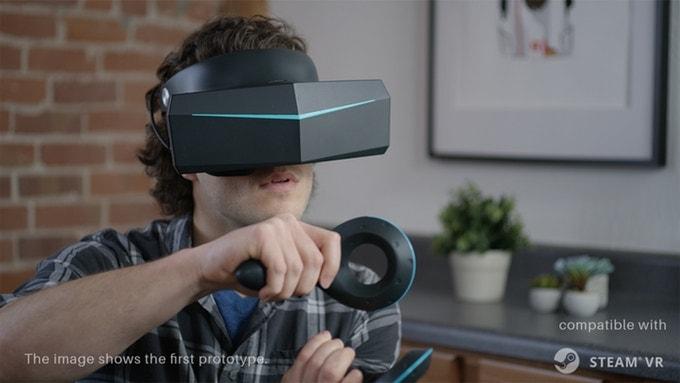 Pimax 8K VR Headset – Ist die zweite VR Generation kommt