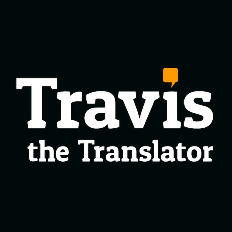 Travis Translator Logo