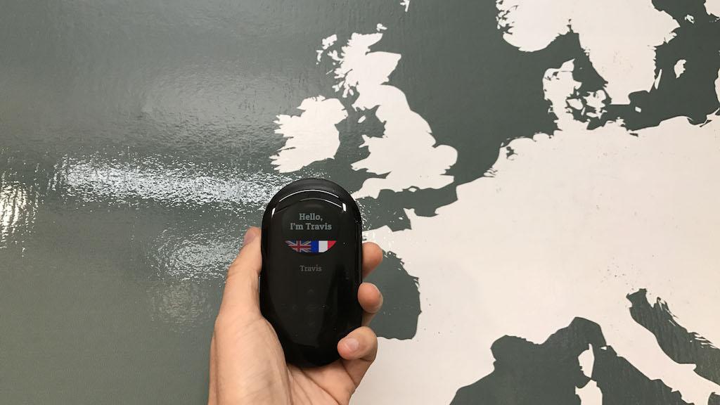 Travis – Mehr als 80 Sprachen in Echtzeit übersetzen