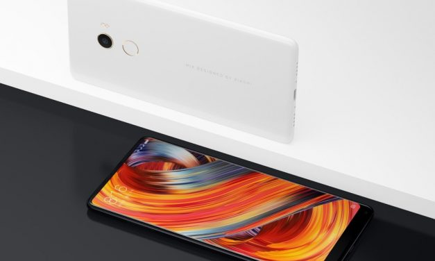 Xiaomi Mi Mix 2 – Ein nahezu randloses high-end Smartphone?