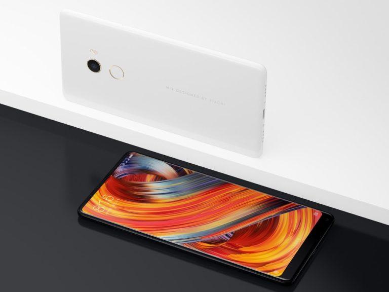 Xiaomi Mi Mix 2 – Ein nahezu randloses high-end Smartphone?