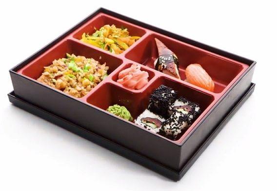 Bento Stack japanische Lunchbox