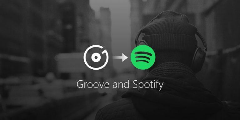 Das Ende von Microsoft Groove Music