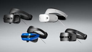 Microsoft Mixed Reality Headsets