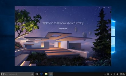 Microsoft Mixed Reality ist hier
