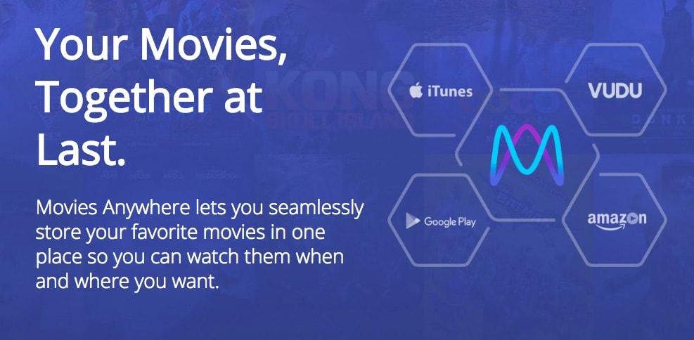 Movies Anywhere Vorstellung