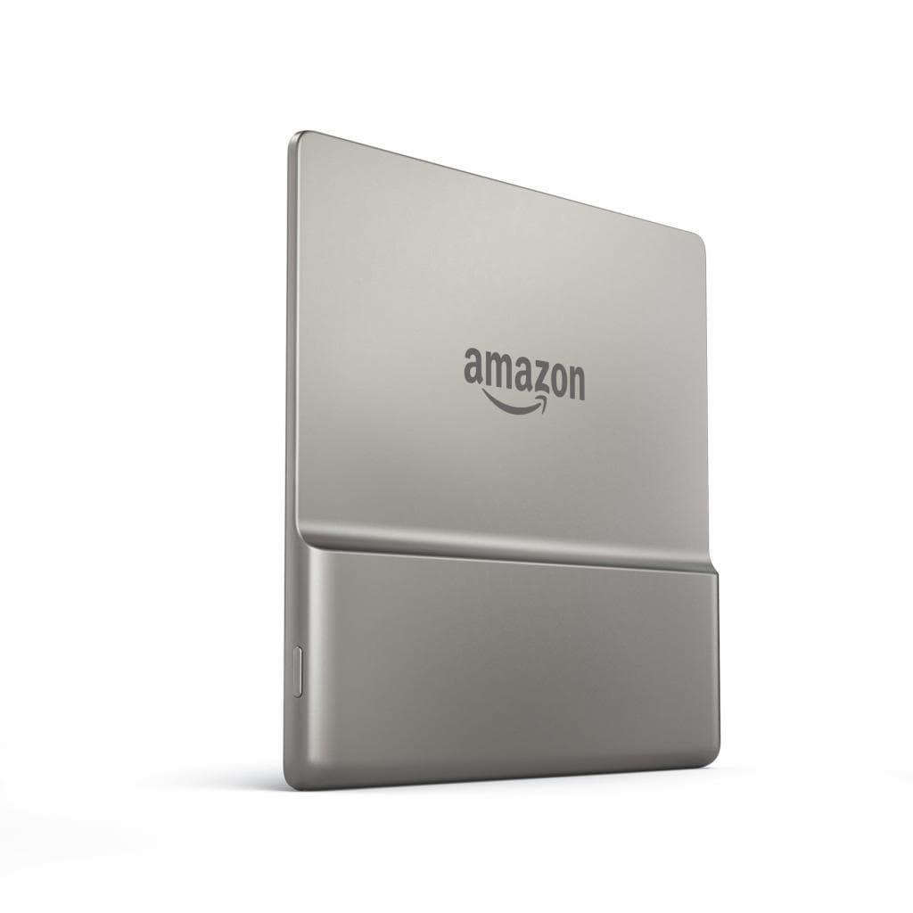 Amazon Kindle Oasis hinten rechts