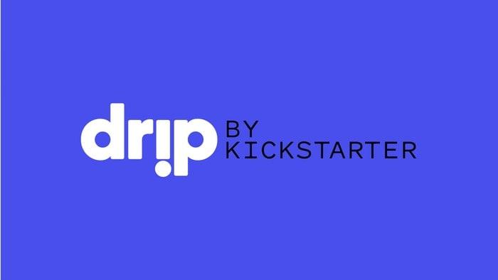 Kickstarter Drip – Für Leute, nicht Projekte