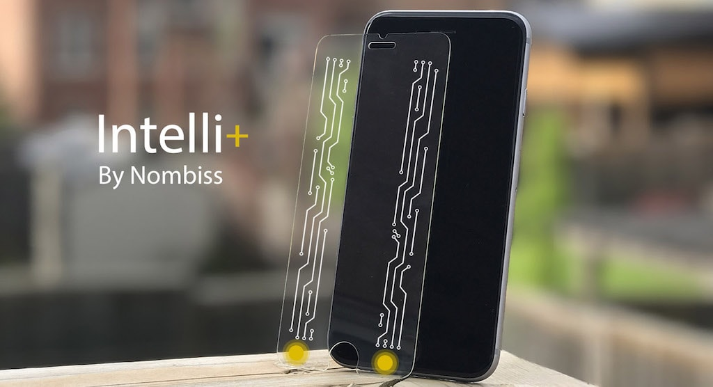 Der Intelli+ Screen Protector spendiert dem iPhone zwei neue Buttons