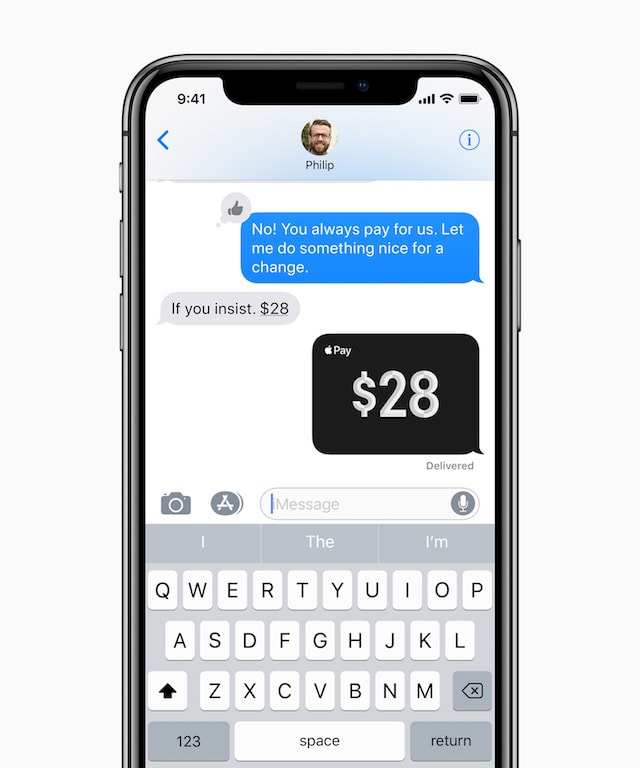 Apple Pay Cash in den USA – das kann der Dienst