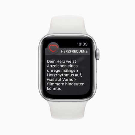 Apple Watch EKG 2