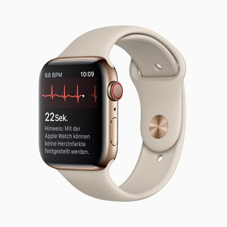 Apple Watch EKG 3