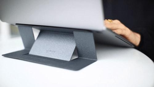 MOFT – Qasi unsichtbarer Laptopständer zum Mitnehmen